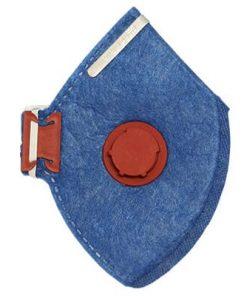 Mascara de proteção Respiratória com válvula