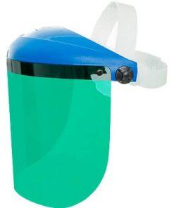 Protetor Facial Pro Vision 8″ CS Verde
