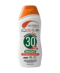Protetor Solar FPS 30 Repelente 120ml – Nutriex