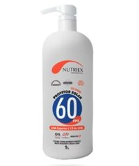 Protetor Solar FPS 60 1L – Nutriex
