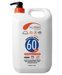 Protetor Solar Profissional FPS 60 4L – Nutriex
