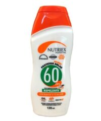 Protetor Solar FPS 60 Repelente 120ml – Nutriex